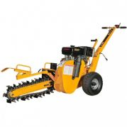 Lumag GF800 420cc Petrol Trencher With Loncin Engine